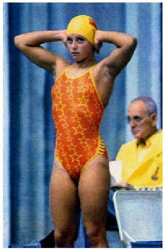 Resultado de imagen de Svetlana Varganova swimmer