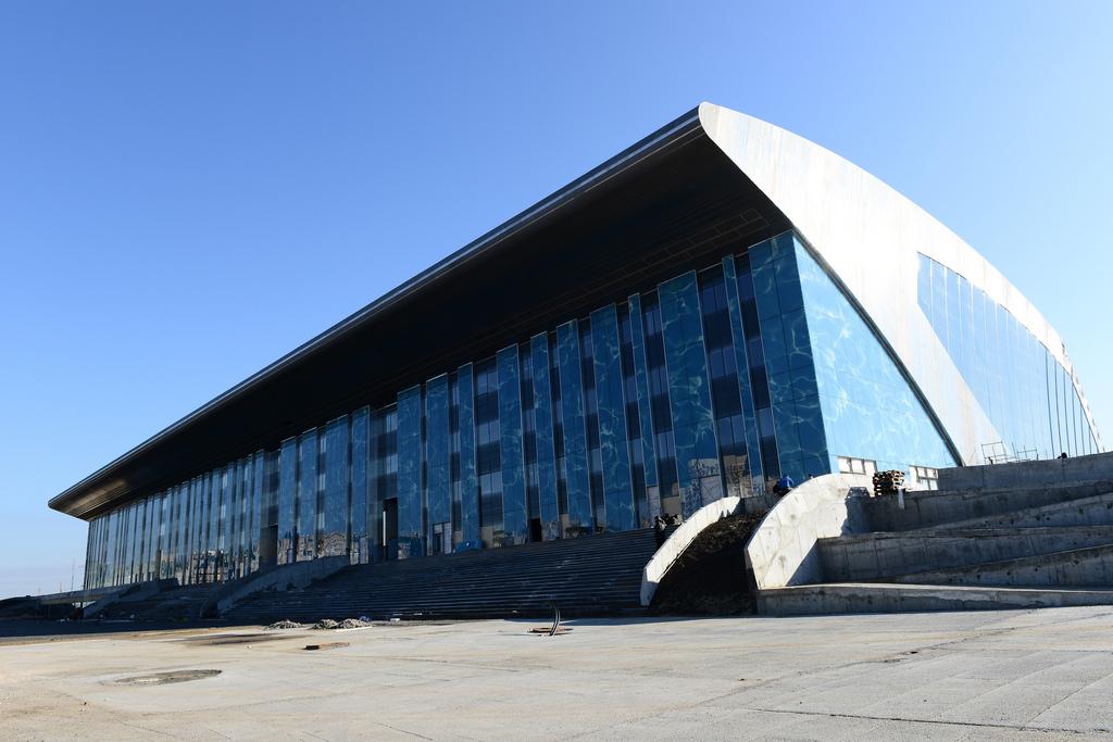 Водный дворец спорта казань